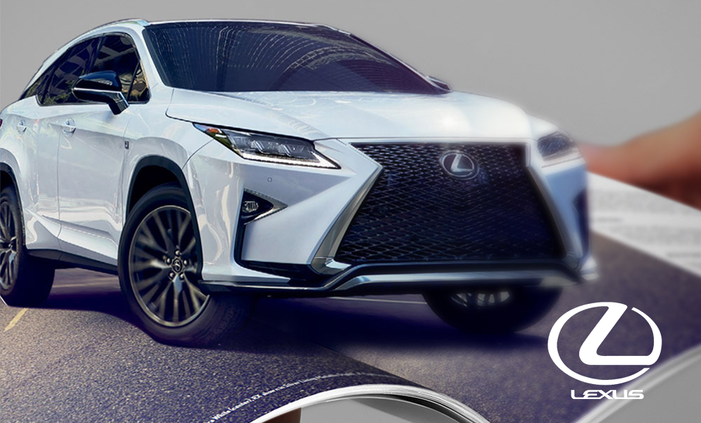 Lexus, Crown Motors Limited.